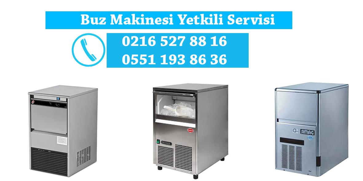 endüstriyel buz makinesi servisi